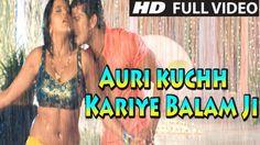 Hot Monalisa in Rain   Auri kuchh Kariye Balam Ji Full Bhojpuri Song   T...