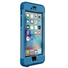 Lifeproof NÜÜD SERIES iPhone 6s ONLY Waterproof Case - Retail Packaging - FIRST LIGHT (PINK JELLYFISH/CLEAR/SEASHELLS PINK)