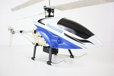 GYRO Metal Thunderbird Camera 3.5 CH 2.4 GHz Electric RTF RC Remote Control Helicopter