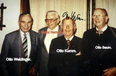 Kumm, Otto - WW2 Gravestone