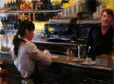 BoldBrush Painting Competition Winner - April 2011 | Bar Florida by Aldo Balding