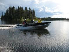 Pine Island Resort, a fly-in #fishing camp located on the famous Churchill River system in #Saskatchewan, Canada.