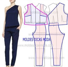 #moldes #costura