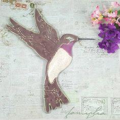 Etsy Handmade, Handmade Items, Handmade Gifts, Bird Sculpture, Sculptures, Floral Texture, Ceramic Birds, Paper Clay, Etsy Crafts