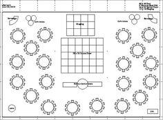 wedding reception floor plans