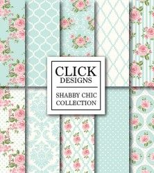 digital floral paper - Google Search