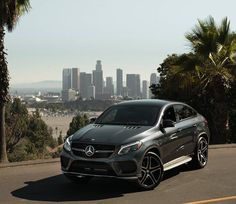 #Mercedes GLE Coupe