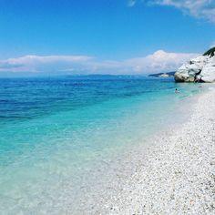Spiaggia di Capo Bianco. #acquadellelba #Elba #Portoferraio