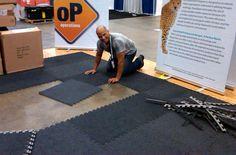 Beautiful Interlocking Carpet Tiles for Basement