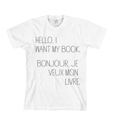 I NEED THIS SHIRT. (Fyi, its a reference to Hocus Pocus, one of my ALL TIME favorite movies!)