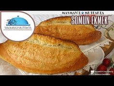 ÇITIR ÇITIR HAKİKİ SOMUN EKMEĞİ🔝KİMSE SİZİN YAPTIĞINIZA İNANMAZ‼SIRRI HAMURUNDA✅BU TARİF REKOR KIRDI - YouTube Turkish Recipes, Ethnic Recipes, Types Of Bread, Cornbread, Kids Meals, Bread Recipes, Hamburger, Sandwiches, Bakery