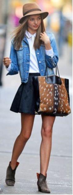 Celebrity Street Style of the Week: Ashlee Simpson, Miranda Kerr,