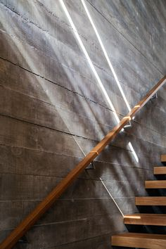Interior detail at St Heliers house // by Crosson Clarke Carnachan Architects