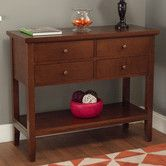 Found it at Wayfair - Bradford Console Table