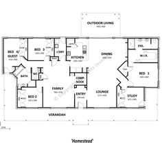 Kit Homes Modern Designs They May Only Do Nsw And Qld