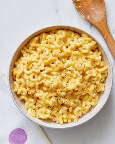 Whatever the reason, whatever the occasion, a bowl of this mac and cheese will always spell comfort.