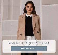 You need a (city) Break >