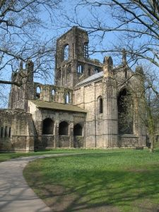 Henry de Lacy helped found Kirkstall Abbey after the monks became unhappy at Barnoldswick.