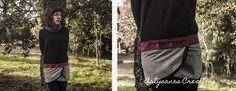 www.artysanas.blogspot.com.es  #faldas #faldilles #skirt #handmade #hecho a mano #artysanas #artesania #artesanum #bohemian #rock #jupe #textil