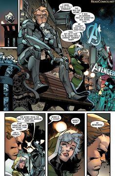 Uncanny Avengers - Volume 3 (2015) 9 Page 19