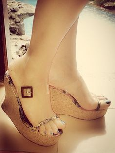 with PARINGIN Wedge Sandal by PRibuMI...®