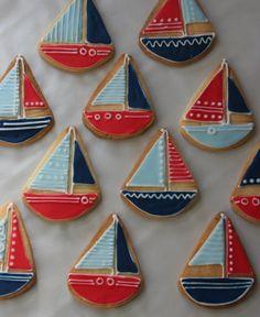 Cookies - Nautical Cookies