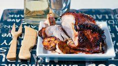 Chuť sladce pikantní krusty skvěle ladí se šťavnatým, dlouho pečeným masem. Bucky, Pork, Fresh, Meat, Chicken, Kale Stir Fry, Pork Chops, Cubs