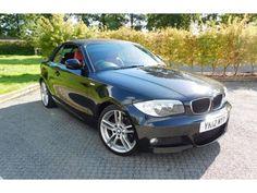 BMW 120D M SPORT CONVERTIBLE
