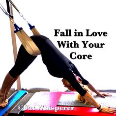 If you can't be with the one you love #pilates