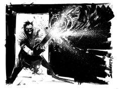 Leatherface Chainsaw by Sean Gordon Murphy