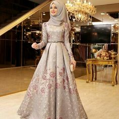 In Style Dresses, Shoes, Skirts & Other Trendy Women's Clothing Muslim Evening Dresses, Hijab Evening Dress, Hijab Dress Party, Hijab Style Dress, Muslim Dress, Muslim Wedding Dresses, Muslim Hijab, Frock Fashion, Abaya Fashion