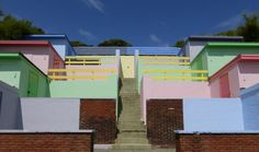 Colour Codes of the Great British Beach Hut - The Chromologist