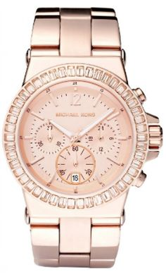Michael Kors Goldtone Womens Watch