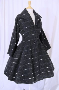 Gertie's New Blog for Better Sewing: Coat Sew-Along: The Design Inspiration