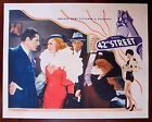 42nd STREET '33 LC GINGER ROGERS CONFRONTS WARNER BAXTER ~ GUY KIBBEE HOLDS CAT! - 42nd, BAXTER, CONFRONTS, Ginger, Holds, KIBBEE, Rogers, STREET, Warner