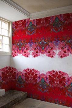 Timorous Beasties Wallcoverings - Omni Drips