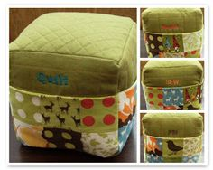 Pincushion by Blue Patch Quilter