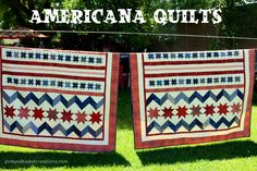 Americana Quilts. Th