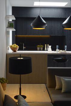 Carlos Morales Arquitectos Inteiror Design for 4* Hotel Room