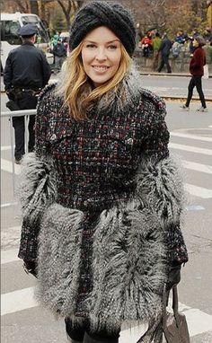Модная вязаная шапка 2017 схемы - Стильная головоломка: модные меховые и вязаные шапки