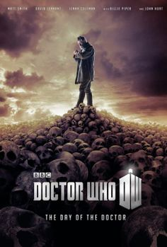 John Hurt in a new Day of The Doctor