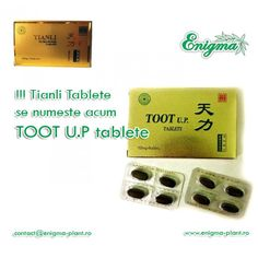 Tianli Ultra Power - tablete acum: Toot Up Toot, Usb Flash Drive, Usb Drive