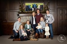 Winter Sessions » Tulsa Family Photography