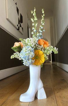 Deco Studio, Aesthetic Room Decor, Flower Aesthetic, Clay Crafts, Clay Art, Pretty Flowers, My Room, Room Inspiration, Flower Arrangements