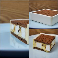 Malted milk cube cake from Craftsman and Wolves - a new out of the box patisserie -Grand Opening this Saturday June 16!