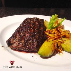 Indulge yourself in a Savoury Steak and Salad meal The Wine Club, Makati, Wine Cheese, Steak, Meals, Dining, Food, Meal, Essen