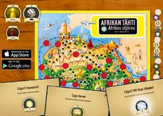 Finland's most popular board game, Afrikan Tähti, is now available on iPad! We are proud to have provided Martinex Oy with the app developer skills to make this classic a digital reality. Let the adventures begin...  Martinex - Afrikan Tähti pädillä!