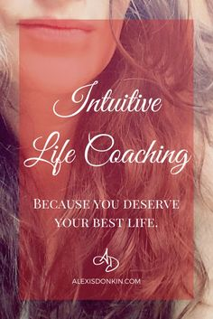 Intuitive Life Coaching - who is it for? What does it involve? If you're spiritual and looking for transformation, this might be the thing you've been looking for! Click to find out now or pin for later!