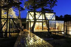 Hotel Surazo in Matanzas, Chile.  My hideaway for a couple days while in Chile in '09.