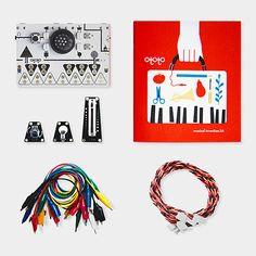 Ototo Musical Invention Kit   3 Sensors | MoMAstore.org